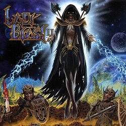 LADY BEAST (US) / II (Jewel case edition)
