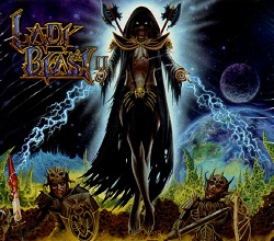 LADY BEAST (US) / II (Limited digipak edition)