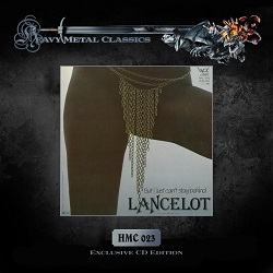 LANCELOT (Germany) / But I Just Can't Stay Behind