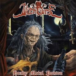 WITCHCURSE (Greece) / Heavy Metal Poison