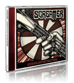 SCREAMER (Sweden) / Adrenaline Distractions