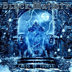BLACK MAJESTY (Australia) / Cross Of Thorns