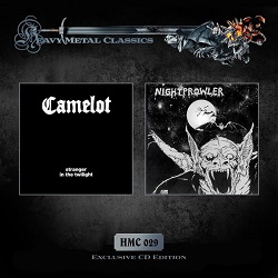 CAMELOT(Germany) & NIGHTPROWLER(Germany) / Stranger In The Twilight & Nightprowler