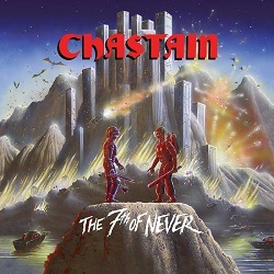 CHASTAIN (US) / The 7th Of Never + 2 (Deluxe Edition)