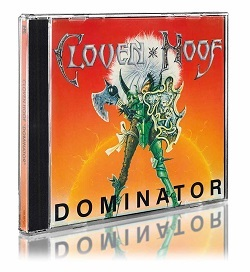 CLOVEN HOOF (UK) / Dominator (2017 reissue)