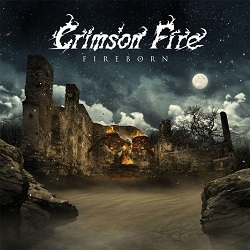 CRIMSON FIRE (Greece) / Fireborn