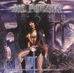 JAG PANZER (US) / Decade Of The Nail-Spiked Bat (2CD)