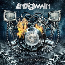 ENDOMAIN (Greece) / Step In The Machine