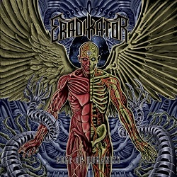 ERADIKATOR (UK) / Edge Of Humanity