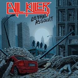EVIL KILLER (Spain) / Lethal Assault
