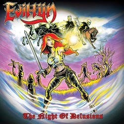 EVIL-LYN (Finland) / The Night Of Delusions