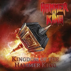 HAMMER KING (Germany) / Kingdom Of The Hammer King