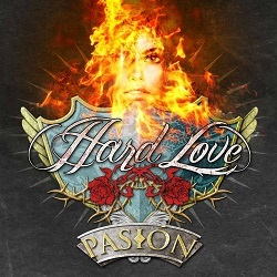 HARD LOVE (Spain) / Pasion + single CD (Special 2CD set)