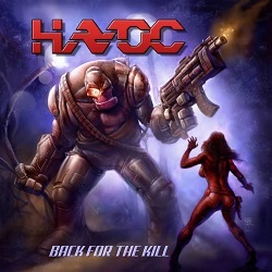 HAVOC (US/North Carolina) / Back For The Kill