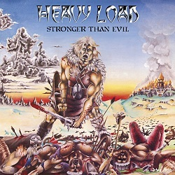 "HEAVY LOAD (Sweden) / Stronger Than Evil (12"" vinyl) + extra CD"