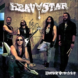 HEAVY STAR (Italy) / Electric Overdrive