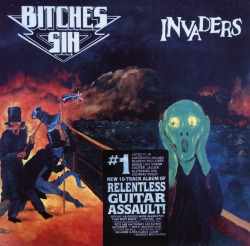 BITCHES SIN (UK) / Invaders