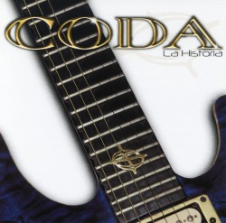 CODA (Mexico) / La Historia (CD+DVD)