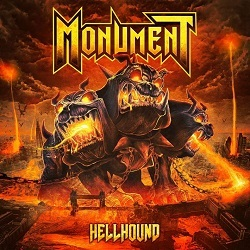 MONUMENT (UK) / Hellhound + 3 (Limited digipak edition)