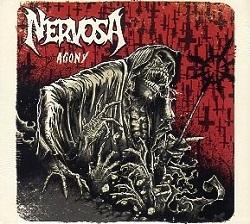 NERVOSA (Brazil) / Agony + 1 (Limited digipak edition)