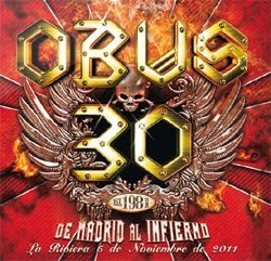 OBUS (Spain) / De Madrid Al Infierno (2CD+DVD)