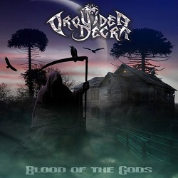 ORQUIDEA NEGRA (Brazil) / Blood Of The Gods + 5