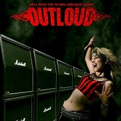 OUTLOUD (Greece) / We'll Rock You To Hell And Back Again!