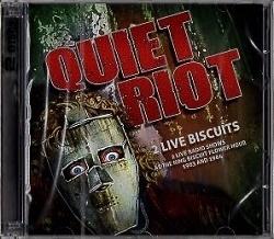 QUIET RIOT (US) / 2 Live Biscuits (2CD)