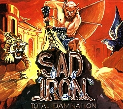 SAD IRON (Netherlands) / Total Damnation