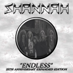 SHANNAH (Belgium) / Endless - 25th Anniversary Expanded Edition