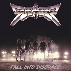 SLEAZER (Italy) / Fall Into Disgrace