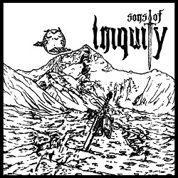"SONS OF INIQUITY (Greece) / Hang 'Em High c/w 'Till We Meet Again (7"" vinyl)"