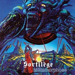 SORTILEGE (France) / Metamorphose (2CD)
