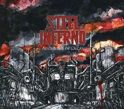 STEEL INFERNO (Denmark) / Aesthetics Of Decay