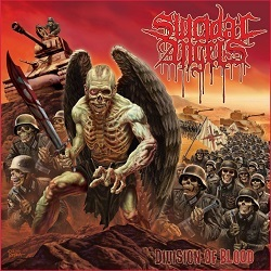 SUICIDAL ANGELS (Greece) / Division Of Blood (Jewel case edition)