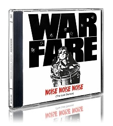 WARFARE (UK) / Noise Noise Noise (The Lost Demos)