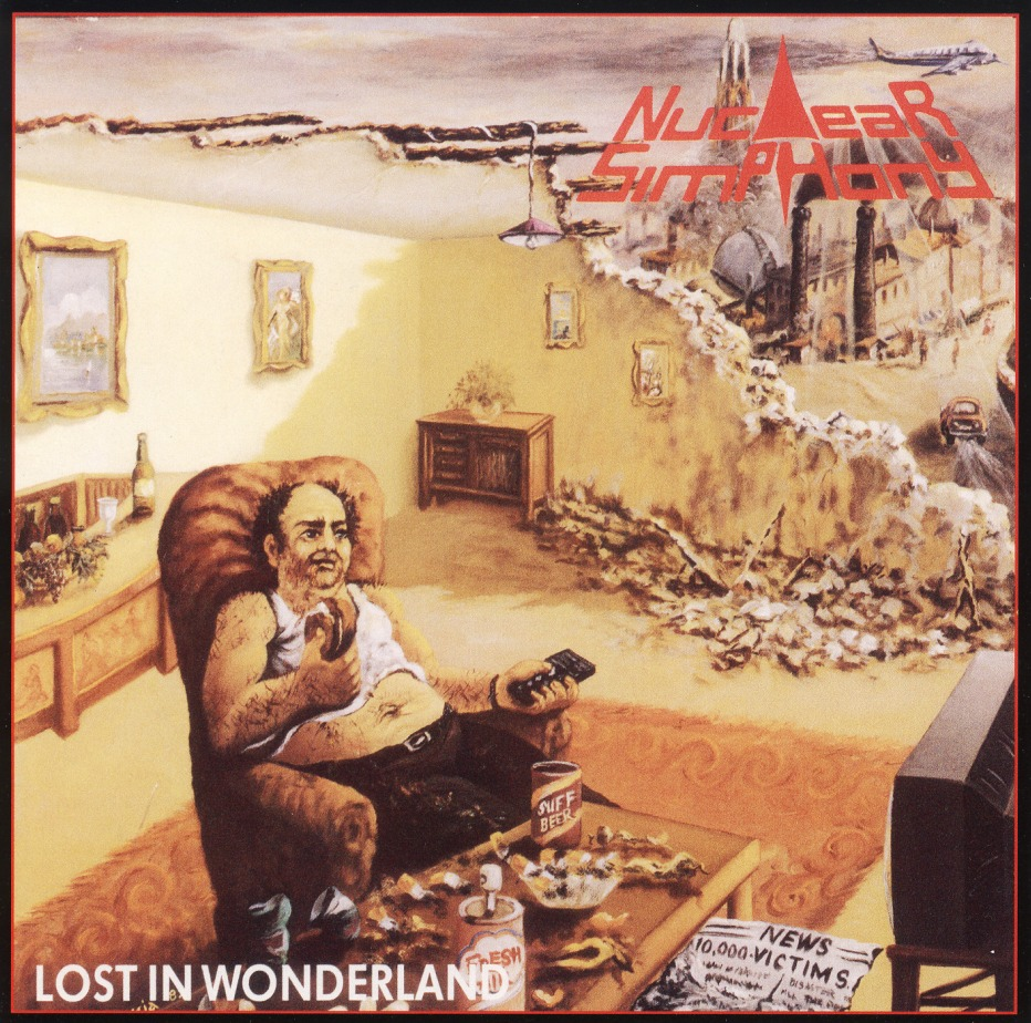 NUCLEAR SIMPHONY (Italy) / Lost In Wonderland