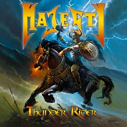MAJESTY (Germany) / Thunder Rider