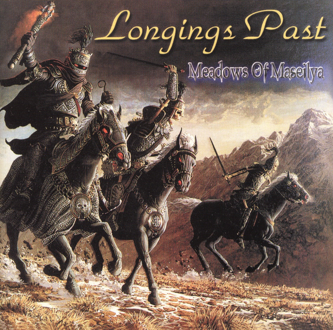 LONGINGS PAST (US) / Meadows Of Maseilya