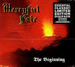 MERCYFUL FATE (Denmark) / The Beginning + 1 (2016 reissue)