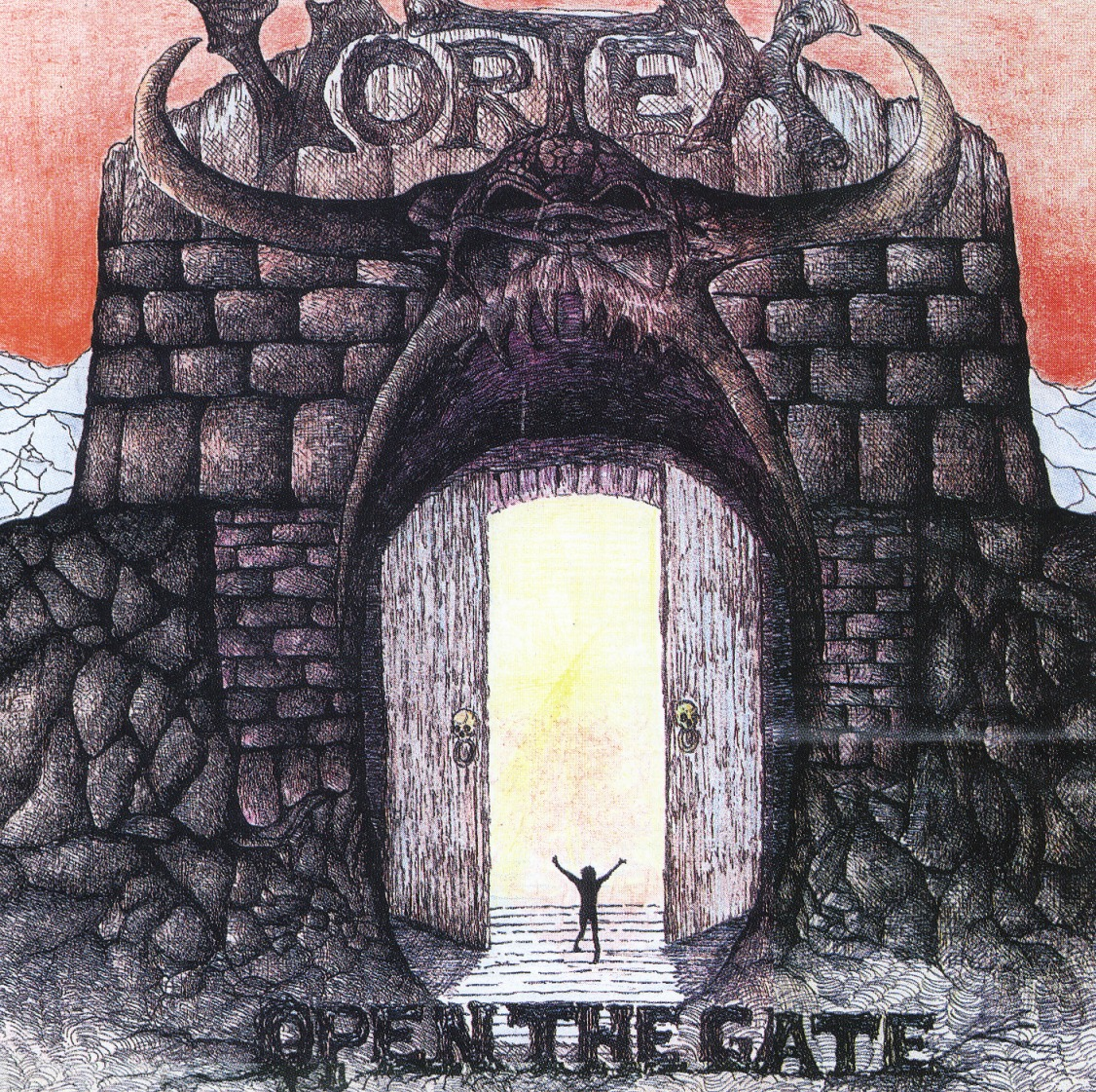 VORTEX(Netherlands) / Metal Bats + Open The Gate