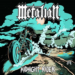 METALIAN (Canada) / Midnight Rider