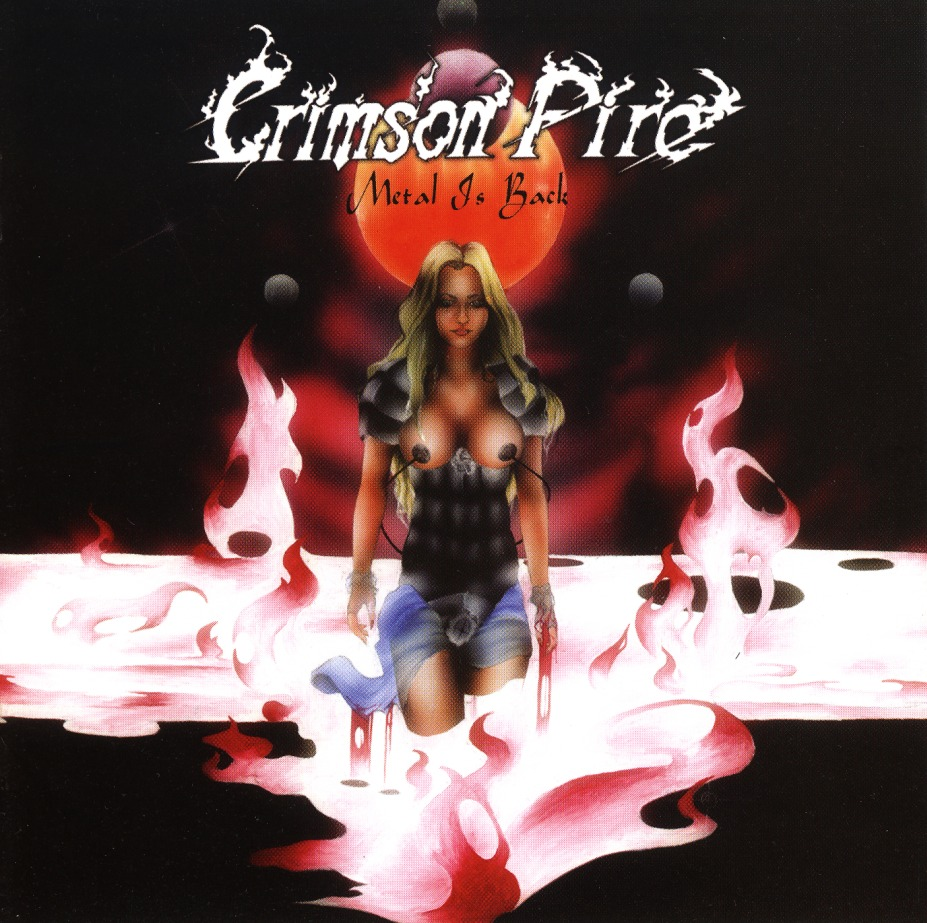 CRIMSON FIRE (Greece) / Metal Is Back
