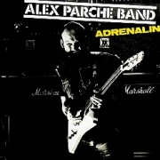 ALEX PARCHE BAND (Germany) / Adrenalin + 4