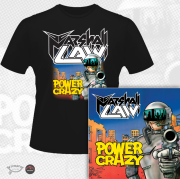 MARSHALL LAW (UK) / Power Crazy (Limited edition with T-Shirt)
