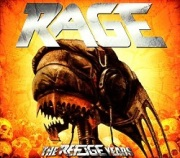 RAGE (Germany) / The Refuge Years EP
