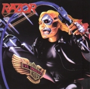 RAZOR(Canada) / Evil Invaders (collector's item)