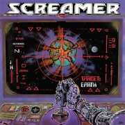 SCREAMER (US) / Target: Earth + 1 (2017 reissue)