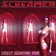 SCREAMER (US) / What Excites You (2017 reissue)