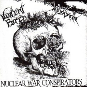 VIOLENT FORCE (Germany) & ASSASSIN (Germany) / Nuclear War Conspirators